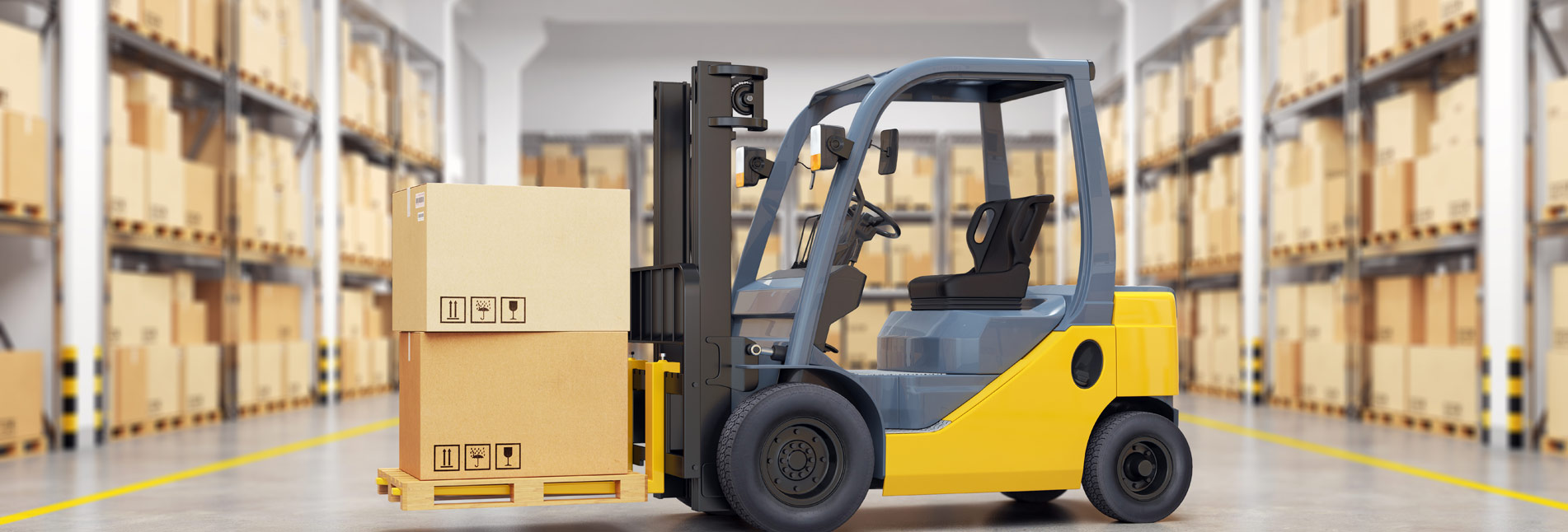 Statistics Show Forklift Truck Accidents Increasing